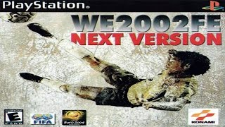 WE2002FE Next Version Winning Eleven 2002 Final Evoloution Next Version