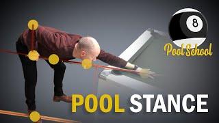 The Stance - Pool Tutorial   Pool School