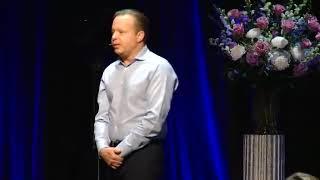 Dr. Joe Dispenza - Amazing seminar!