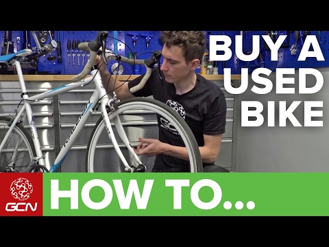 What To Look For When Buying A Used Bike