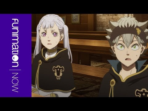 Black Clover - Official Clip - Magic Knights Squad