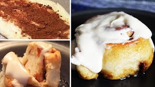 icing for cinnamon rolls without cream cheese