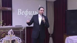 """Проповедь """"Внутренние перемены"""""""