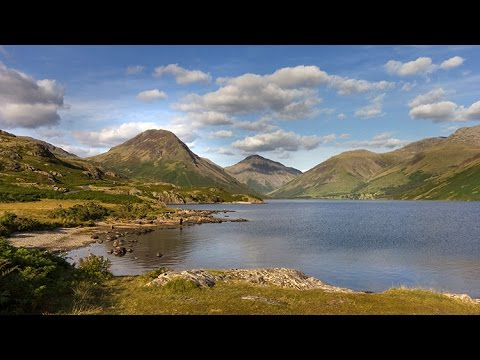 Un Recorrido Virtual En 4K Por Lake District En Gran Bretaña