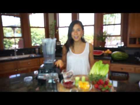 Video Dinner Replacing Smoothie!