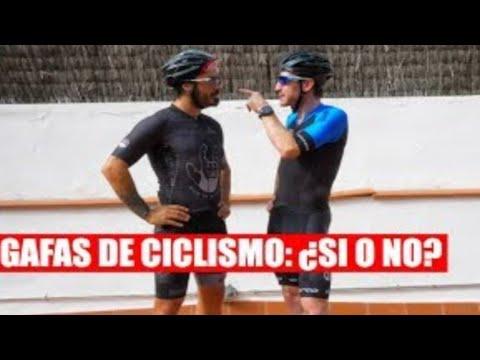 Todo sobre las Gafas de Ciclismo