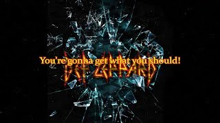 Def Leppard Stand Up Kick Love Into Motion Onscreen Lyrics Video