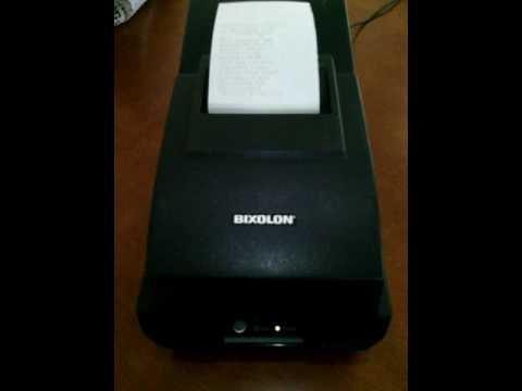 Impresora Bixolon SRP 270