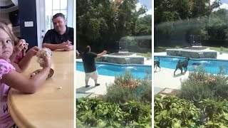 Dads Hilarious Reaction To Fifth Daughter