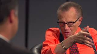 Larry King and the Infamous Jerry Seinfeld Interview thumbnail