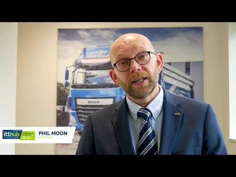DAF's Phil Moon on ITT Hub 2020