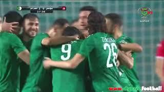 Amical : Tunisie 0 – Algérie 2