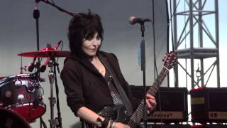 "Joan Jett and the Blackhearts - ""Bad Reputation"" and ""Cherry Bomb"" (Live in Del Mar 6-19-12)"
