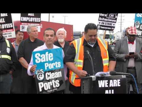 port driver jobs los angeles