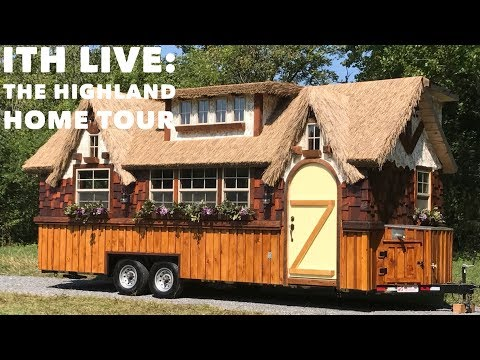Incredible Tiny Homes Live: