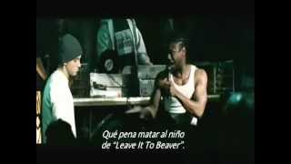 8 Mile B-Rabbit VS Lotto Subtitulos Español