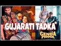 Genda Phool With Gujarati Garba Tadka | Dhol cover by Bridal Patel