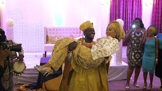 Simi   Smile For Me   Official Video Phebe & Bamise | Best Yoruba Traditional Wedding Video  2017.