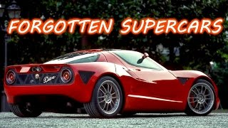 10 Most Forgotten Supercars in Automotive History