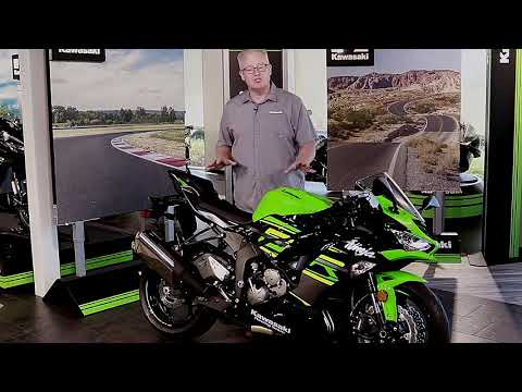 2019 Kawasaki NINJA ZX-6R in Zephyrhills, Florida - Video 3