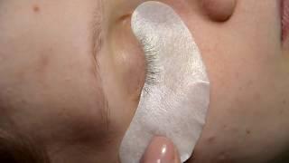 ИЗОЛЯЦИЯ НИЖНИХ РЕСНИЦ варианты разными патчами isolation of the lower eyelashes