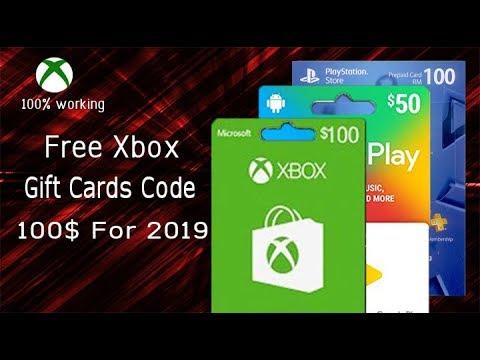 Free Xbox Codes - Free Xbox Live Gold Codes (2019)