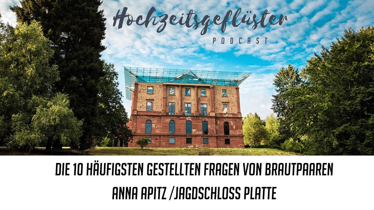 Die 10 häufigsten Fragen von Brautpaaren an Anna Apitz