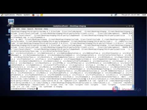 How to install Ntopng on CentOS 6 9 | LinuxHelp Tutorials