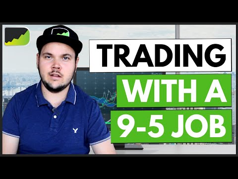 Forex TRADING While You Work: 5 Pillars To Making It All Work!
