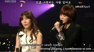Davichi - I Have A Lover [eng sub+kara]