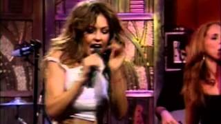 THALIA - Baby Im In Love LIVE [Regis & Kelly] by @renaron