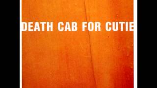"Death Cab for Cutie - ""A Movie Script Ending"" (Audio)"
