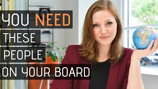 Starting a Nonprofit: Must-have Board of Directors roles
