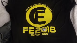 FEIC 2018 Update Day 2