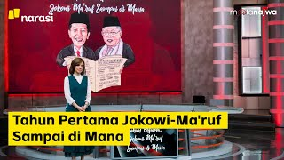 Tahun Pertama: Jokowi-Ma'ruf Sampai di Mana (Part 7) | Mata Najwa