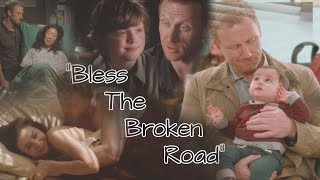 """Grey's Anatomy: Owen Hunt & His Journey to Becoming a Parent - """"Bless The Broken Road"""""""