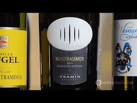 Weinschule Folge 60: Bukettsorten (Muskateller & Traminer)