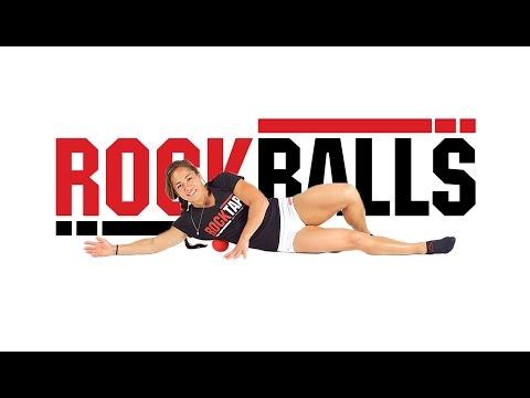 RockBalls - Latissimus Dorsi
