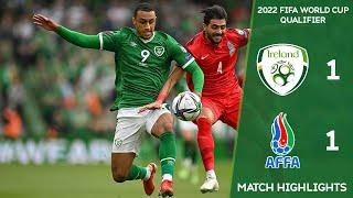 Ireland 1-1 Azerbaijan Pekan 5