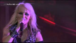 Doro with Uli Jon Roth - Fur Immer - Wacken 2013