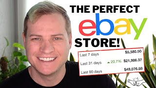 How To Build The Best eBay Store!