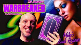 Warbreaker By Brandon Sanderson Book Review (The Cosmere)