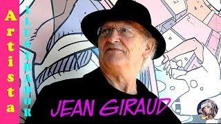 Jean Giraud Moebius Trabajos