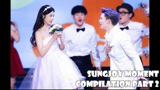 Sungjae Joy Bbyu (BtoB-Red Velvet) Moment Compilation Part 2