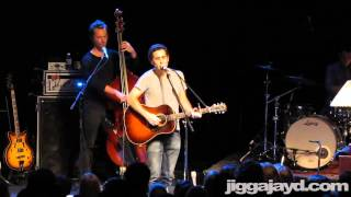 Joshua Radin - Underwater Tour - Winnipeg Oct 23 2012