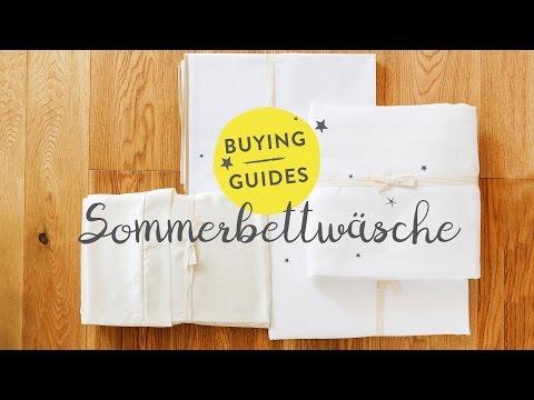 Tipps zur Sommerbettwäsche | WESTWING Buying Guides