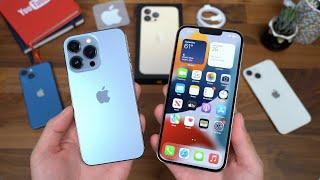 Apple iPhone 13 Pro Max vs Apple iPhone 13 13 Pro!