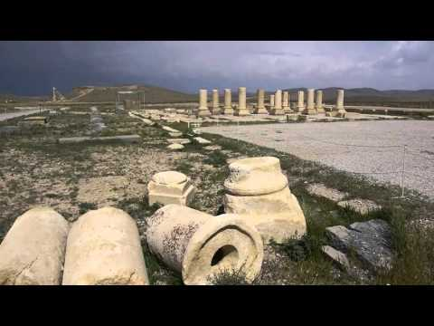 CYRUS the GREAT and PASARGADAE