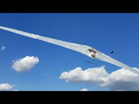 eclipson-uav-ebw160-more-shakedown-flights
