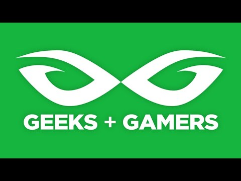 GEEKS AND GAMERS LIVE SHOW!